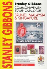 Brunei, Malaysia & Singapore Catalogue NEW 5th Edition - Stanley Gibbons