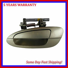 For Nissan Altima 2002-2006 Champagne Gold EY1 Outside Door Handle Rear Left