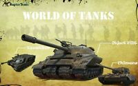 World Of Tanks - Object 279E, Chimera, Excalibur /MISSIONS (Not bonus code)WOT