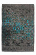 Tapis bleu pour la maison, 120 cm x 170 cm