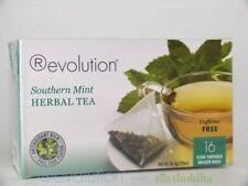 (21,78 EUR / 100 Gramm) Revolution Tee - Southern Mint Herbal Tea 16ct