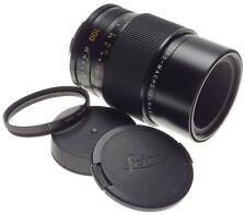 Leica APO-Macro-Elmarit-R 1:2.8/100mm Leitz SLR rare f=100mm lens E60 UVa Filter
