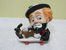 Red Skelton Collection Freddie (Freeloader) in the Bathtub Figure Sculpture 7500