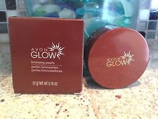 AVON Glow Bronzing Pearls SUNKISSED New in Box FREE SHIPPING Bronzer