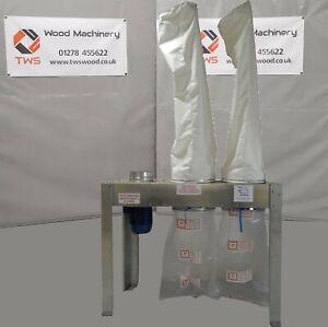New Air Plants D2400 2 Bag dust  extraction unit *£2,000 Plus VAT*