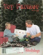 1992 The Toy Farmer Magazine: December - Brandywine Conservancy Model Railroad