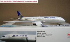 Herpa 1/500 United B787-8 N27908 #523837-002 Diecast Metal Model Plane