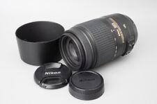 Nikon Zoom Nikkor AF-S 55-300mm f/4.5-5.6 G ED DX VR Lens, Suit D5600 D7200