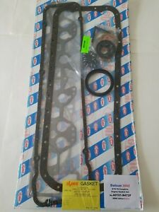 Complete Engine Gasket Set fits Datsun 280Z 8/76-78 - Made in Japan (OE-Stone)