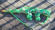 """6 Inflatable Camo Rifle Gun Party Favors Prop Camouflage Hunting 36"""" Long Shoot"""