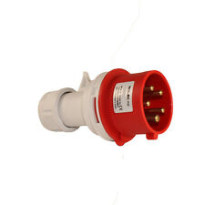 16amp 5pin 400v IP44 Plug