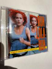 run lola run tykwer kilimek heil Music Score Ost Cd Movie Soundtrack Authentic