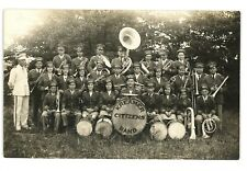 RPPC KREAMER PA Citizens' Band Snyder County Pennsylvania Real Photo Postcard 2