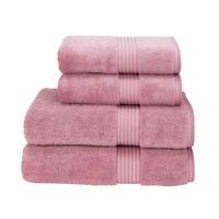 Christy Supreme Hygro Towel Bath Sheet Blush Pink 100% Cotton 650gsm