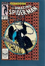 Amazing Spider-Man #300;  the one everyone wants; classic clock tower