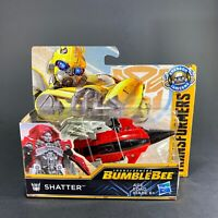 Transformers Shatter Figure New Sealed Bumblebee Movie 2018 Free Shipping
