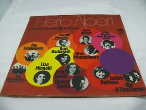 Herb Alpert Starparade Vinyl 1970 Gatefold A&M Records Germany 80 717 XT