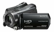 Sony PAL 10.2MP 120GB HD Camcorder Handycam - 12x Stabilized Zoom (HDR-SR12E)