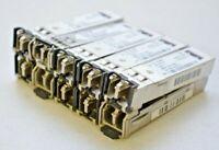 Lot of 10 - Cisco GLC-SX-MM 1000-Base SX SFP Transceiver 30-1301-02
