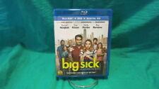 The Big Sick (Blu-ray Disc, 2017, 2-Disc Set)