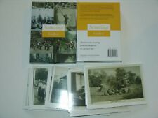 scouting cardbox - 54 reproduction of early Netherlands post cards 2008