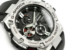 CASIO G-SHOCK SOLAR WATCH RELOJ HOMBRE RADIO COCKPIT 200M GST-B100-1AER