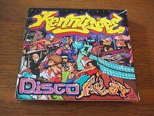 KENNY DOPE DISCO HEAT MAW Compilation X3 CD album (CDLP) UK 2002 Mixed Classics