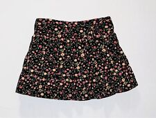 Gymboree NWT Girls Wild for Horses Black W Silver Dot Tiered Skirt Size 4 /& 5