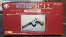 Marushin Cap Firing Replica Mauser M712 Machine Pistol Model Kit!