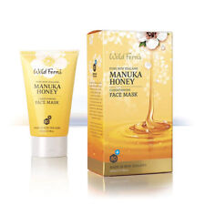 WILD FERNS PURE NEW ZEALAND MANUKA HONEY CONDITIONING FACE MASK 100ML