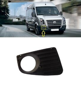 New Genuine VW CRAFTER Front Bumper Fog Light Lamp Grille Right 2E0807676 OEM