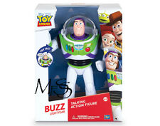"Toy Story Buzz Lightyear 12 inch 12"" Talking Action Figure * NEW *"