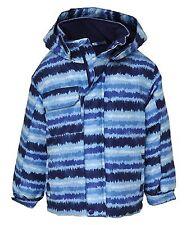 Boys Blue Arctic Jacket Thick Fleece Lined School Coat Winter Age 2 3 4 5 6 7