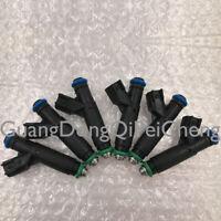 SL XW43-CA 8PCS FUEL INJECTORS FOR FORD THUNDERBIRD LINCOLN LS JAGUAR S-TYPE V8