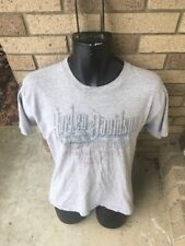 Vintage HARLEY-DAVIDSON Motocycles Built With Pride in Erie T-Shirt L PA