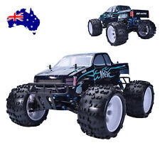 HSP 1/8 Scale Rc Car Nitro Gas 2 Speed Off Road 4x4 Monster Truck 2.4GHz RTR