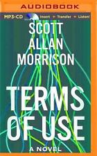 Terms of Use by Scott Allan Morrison (2016, MP3 CD, Unabridged)