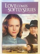Love Comes Softly Series - Vol. 2 Box Set (DVD, 2009, 4-Disc Set, (NEW)