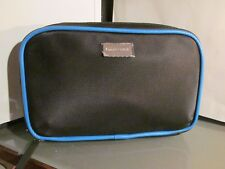 AIR EUROPA AIRLINE first class amenity kit bag makeup travel camera case SKYTEAM