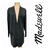Madewell Donegal Kent Cardigan Sweater in Coziest Yarn XXL PLUS SIZE 18 K5778