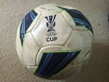 Match Issued / Used UEFA Cup Football