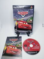 Disney Pixar Cars (Sony PlayStation 2, 2006) Complete Ps2
