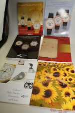 Free ship 6 X ANTIQUORUM ROLEX WATCHES Auction Catalog 2002-2008 Patek Phillippe