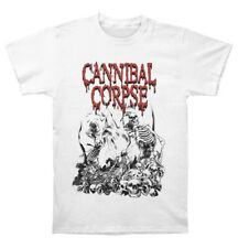 CANNIBAL CORPSE Pile Of Skulls T-Shirt Brutal Death Metal Classic Free Shipping