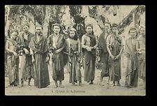 MALAYA PENANG 1910 PPC ACHEENESE
