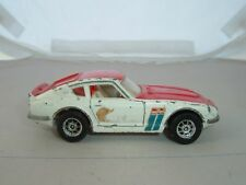 CORGI 396 DATSUN 240Z UNITED STATES RALLY (SEE PHOTOS)