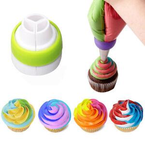 Icing Piping Nozzles Tips Pastry Bag Cake Cupcake Sugarcraft Decorating Tool Set