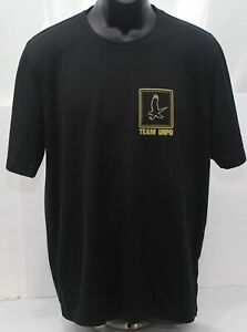 Army Team UHPO Utility Helicopters Fleet Feet Sports Brooks Running Shirt Large