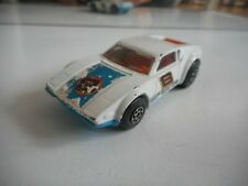 Matchbox Superfast De Tomaso Pantera in White