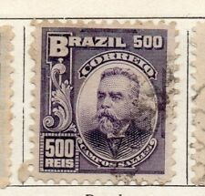 Brazil 1906 Early Issue Fine Used 500r. 097228